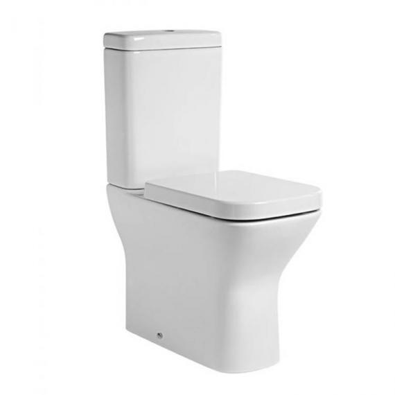 Tavistock Structure Comfort Height Close Coupled WC, Cistern & Seat