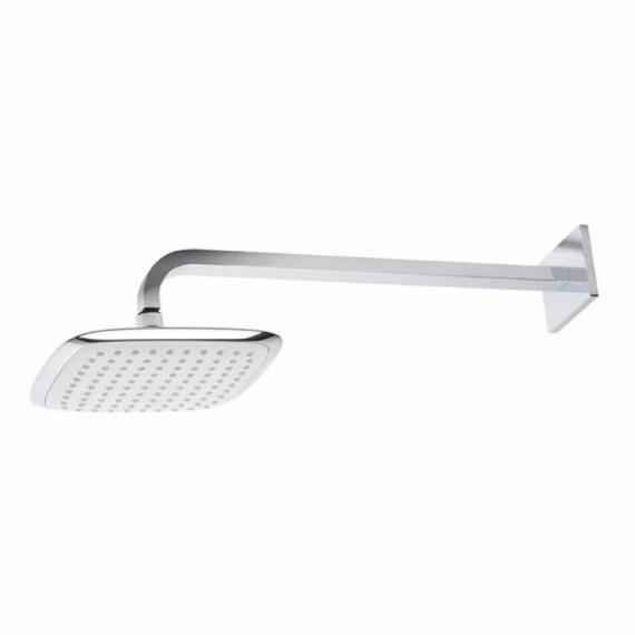 Roper Rhodes Square 200mm Shower Head & Arm