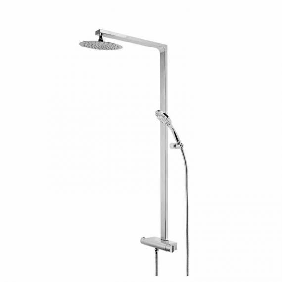 Roper Rhodes Breeze Round Dual Function Diverter Exposed Shower System