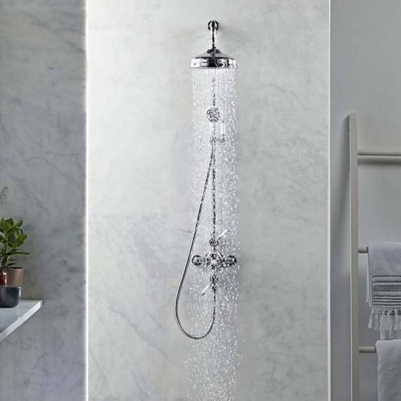 Roper Rhodes Henley Dual Function Exposed Shower System