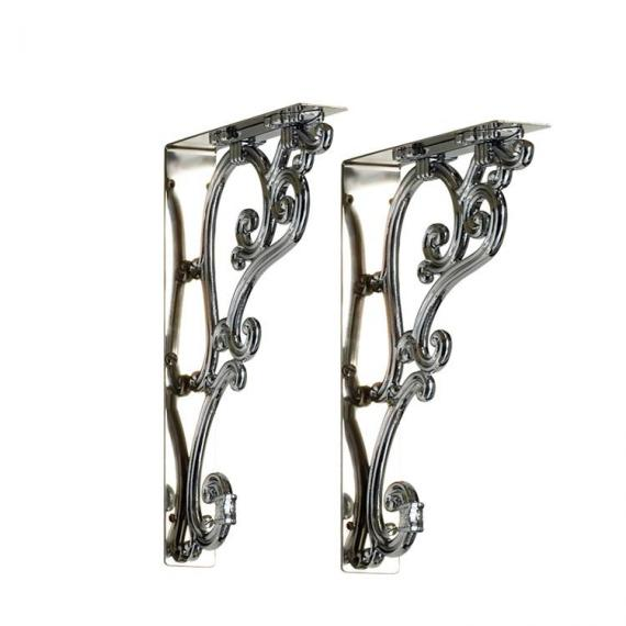 Burlington Medium Ornate Brackets