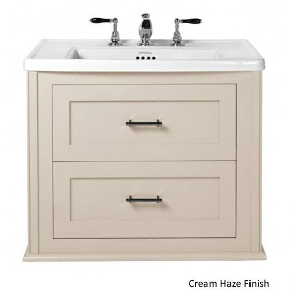 Imperial Radcliffe Thurlestone Cream Haze Wall Hung Vanity Unit