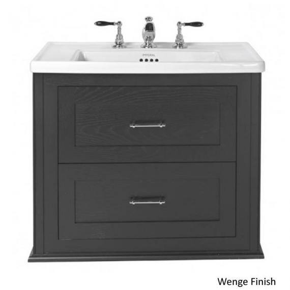 Imperial Radcliffe Thurlestone Wenge Wall Hung Vanity Unit