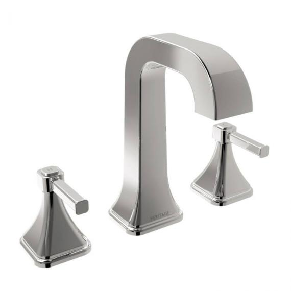Heritage Somersby 3 Tap Hole Basin Mixer