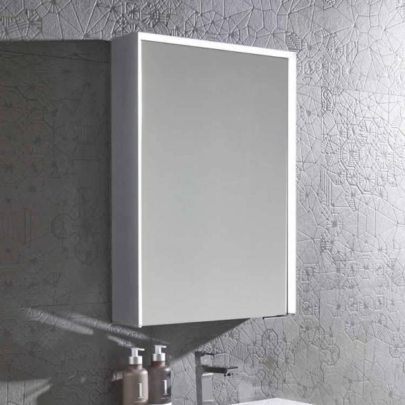 Roper Rhodes Tune Illuminated Mirror Cabinet With Bluetooth