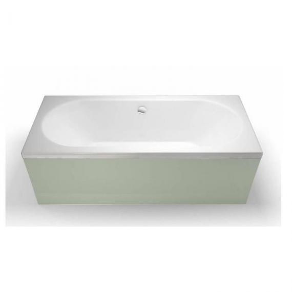 Cleargreen Verde 1600 x 750mm Double Ended Bath