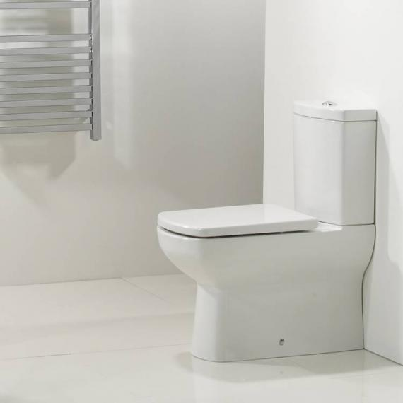 Tavistock Vibe Flush Fitting Close Coupled WC & Seat