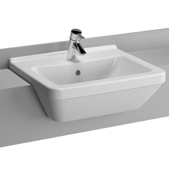 Vitra S50 Square Semi Recessed Basin