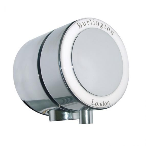 Burlington Double Ended Bath Overflow Filler