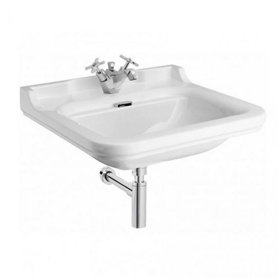 Bauhaus Waldorf 60 Wall Mounted Single Tap Hole Basin