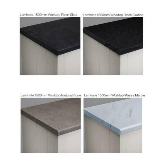 Roper Rhodes Hampton 600mm Chalk White Semi Countertop Unit & Basin - Image 4