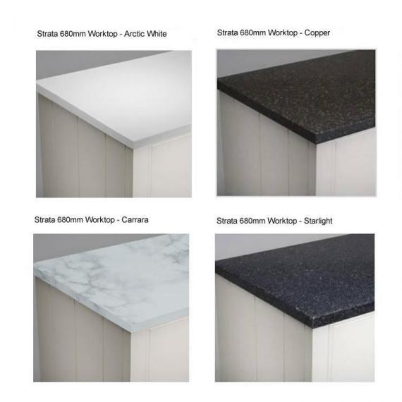 Roper Rhodes Worktop Option