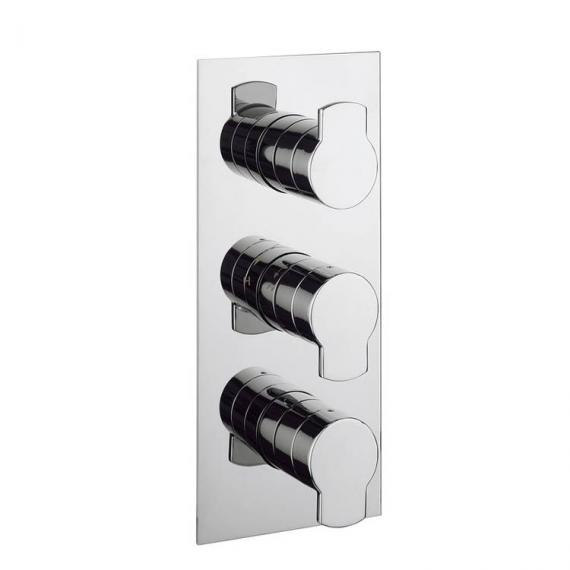 Crosswater Wisp Thermostatic Shower Valve With 3 Way Diverter