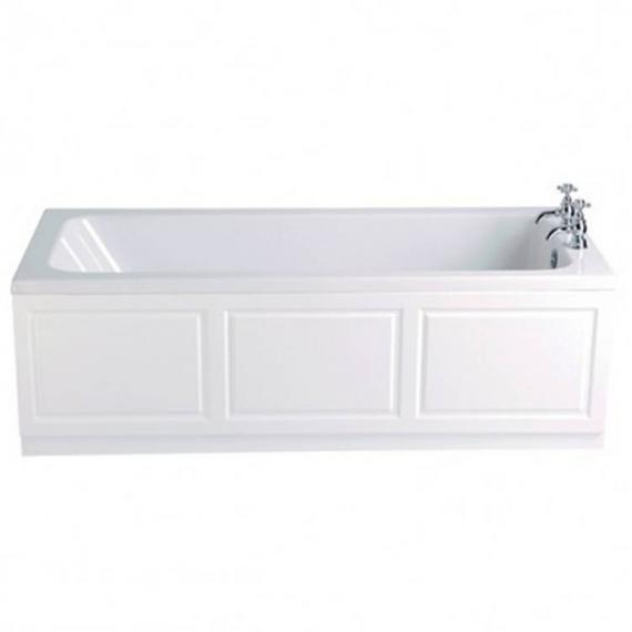 Heritage Wynwood 1700 x 750mm Single Ended Acrylic Bath