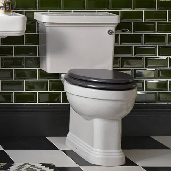 Heritage Wynwood Comfort Height Close Coupled WC & Cistern