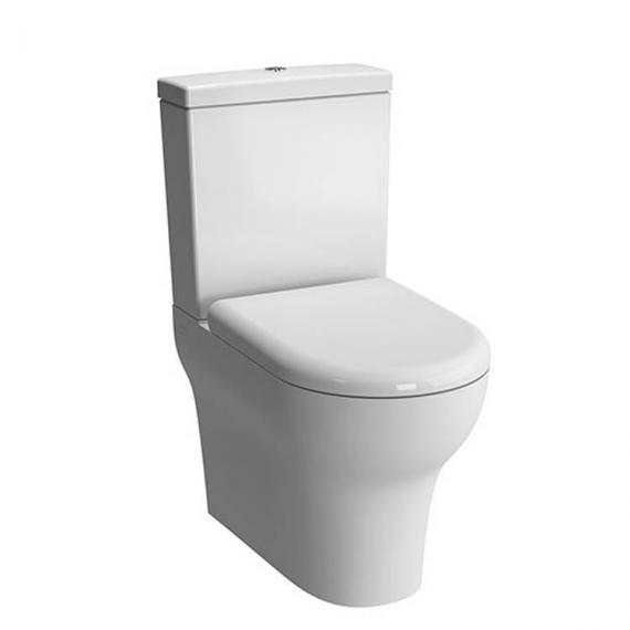Vitra Zentrum Close Coupled Back To Wall WC, Cistern & Seat - Image 2