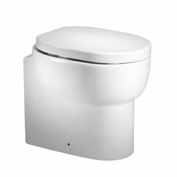 Roper Rhodes Zest 500mm Back To Wall WC & Soft Close Seat