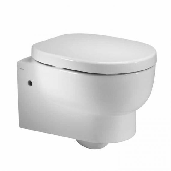 Roper Rhodes Zest 500mm Wall Hung WC & Soft Close Seat - Image2