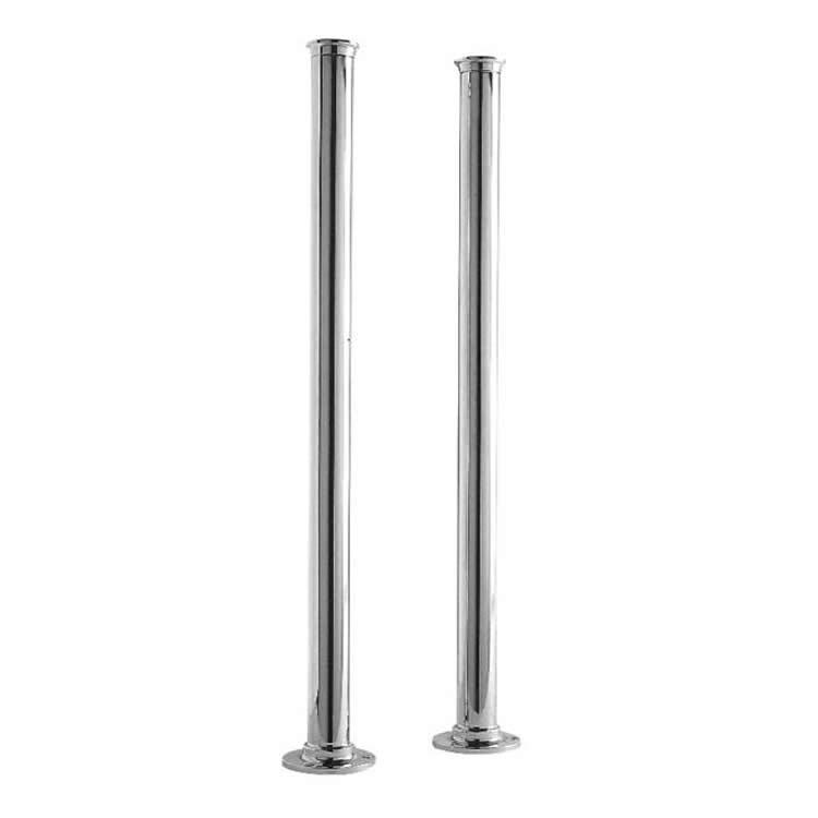 Bayswater solid cast stand pipes victorian bathrooms 4 u for Best bathrooms 4 u