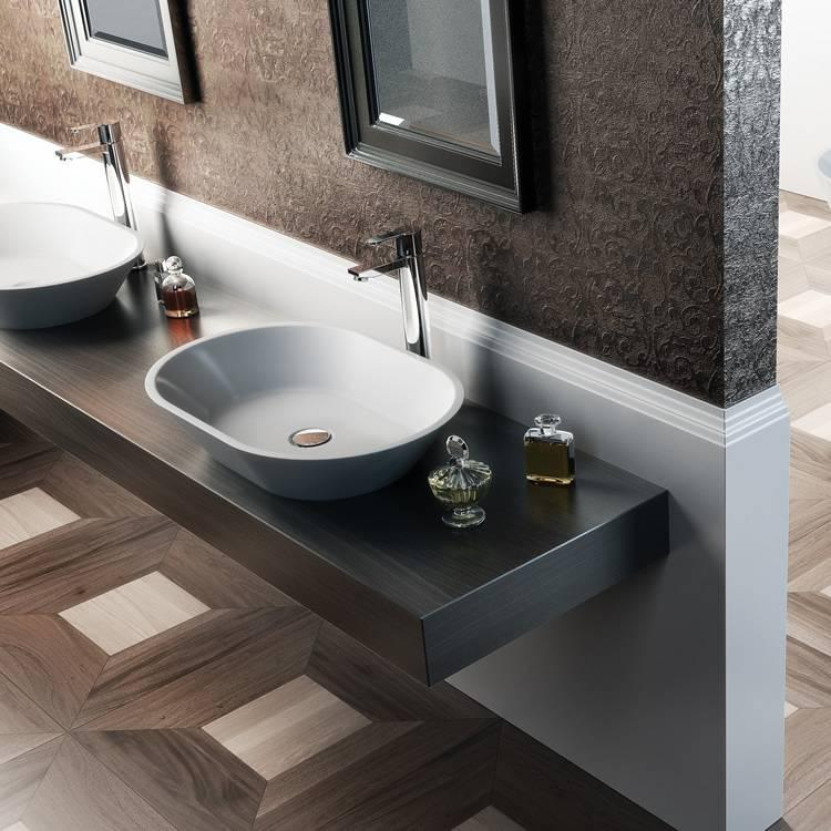 Clearwater Sontuoso Natural Stone Basin Victorian