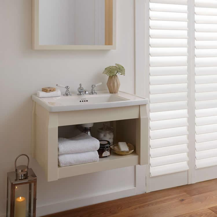 Imperial Radcliffe Westbury Wall Hung Open Vanity Unit
