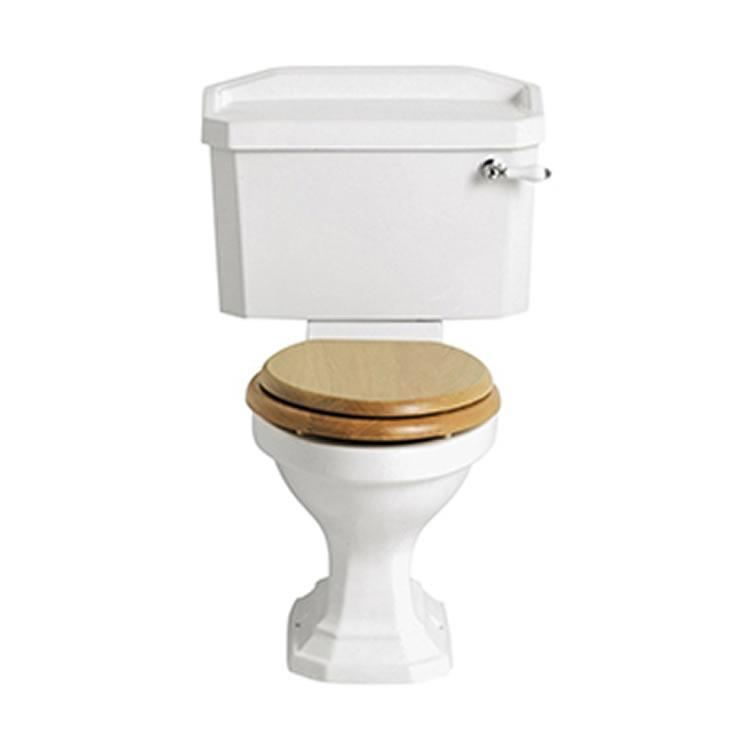 Heritage Granley Close Coupled Wc Amp Cistern Victorian