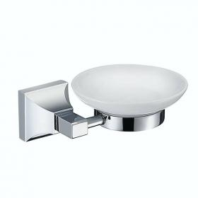 Heritage Chancery Chrome Soap Dish