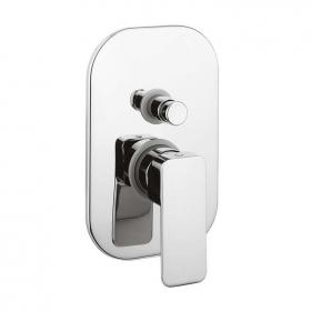 Crosswater Atoll Manual Shower Valve With Diverter