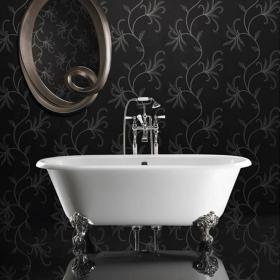 Ashton and Bentley Corinthian Freestanding Bath
