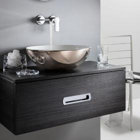 Bauhaus Castellon Plus Platinum Countertop Basin