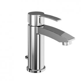 Sapphire Basin Mixer With Pop Up Waste