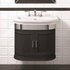 Imperial Carlyon Thurlestone Wenge Wall Hung Vanity Unit