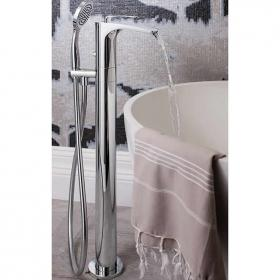 Crosswater Essence Floorstanding Bath Shower Mixer
