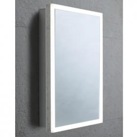 Roper Rhodes Extend Single Door Recessible Mirror Cabinet