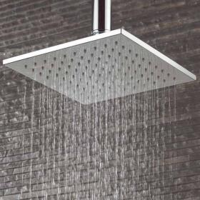 Crosswater Zion 200mm Fixed Shower Head