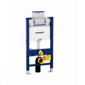 Geberit Duofix Omega 82cm Wall Hung Frame & Cistern