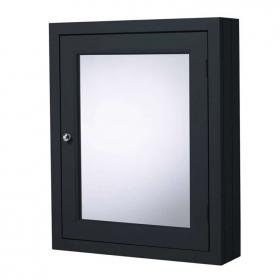 Roper Rhodes Hampton 565mm Slate Grey Mirror Cabinet
