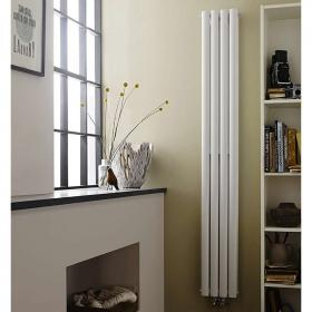 Hudson Reed Revive Compact High Gloss White Radiator