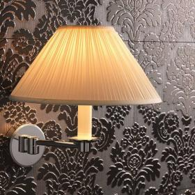 Imperial Brokton Wall Light With Shade
