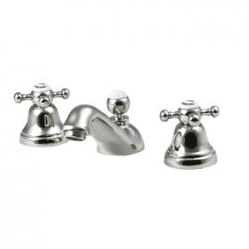 Imperial Westminster 3 Tap Hole Basin Mixer