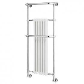 Hudson Reed Brampton Wall Mounted Heated Towel Rail