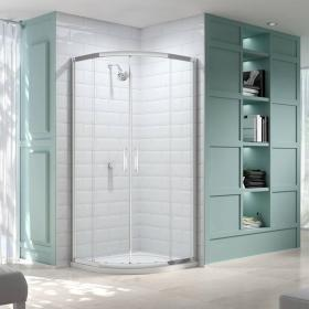 Merlyn 8 Series 2 Door Quadrant Shower Enclosure