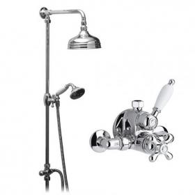 Vado Westbury Thermostatic Shower Valve Package