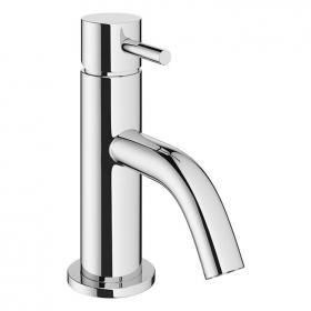 Crosswater Mike Pro Chrome Mini Basin Monobloc