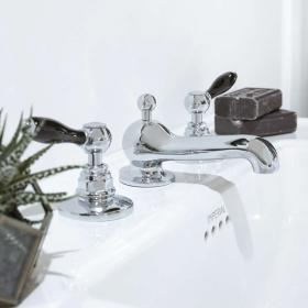 Imperial Radcliffe 3 Tap Hole Basin Mixer
