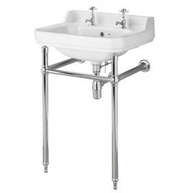 Old London Richmond 515mm Basin & Wash Stand