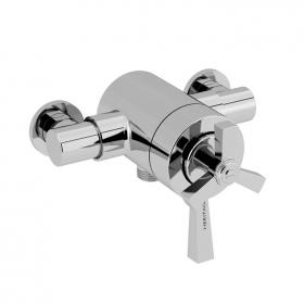 Heritage Gracechurch Exposed Shower Valve - Bottom Outlet
