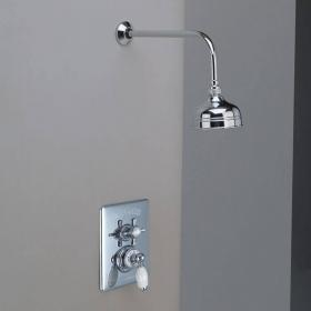 St James Concealed Thermostatic Shower Valve,  5