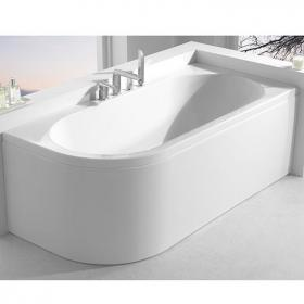 Carron Status 1700 x 725mm Double Ended Bath