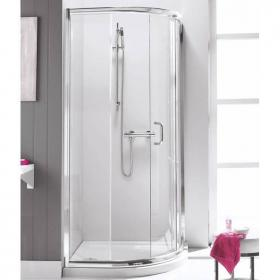 Simpsons Supreme Single Door Quadrant Shower Enclosure